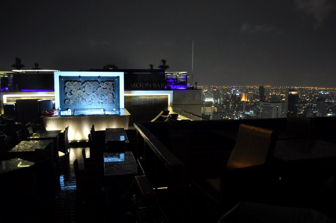 dónde comer en Bangkok : Vertigo & Moon Bar Bangkok, Tailandia vertigo & moon bar - 30122809972 2a69987ff4 o - Vertigo & Moon Bar, el cielo de Bangkok