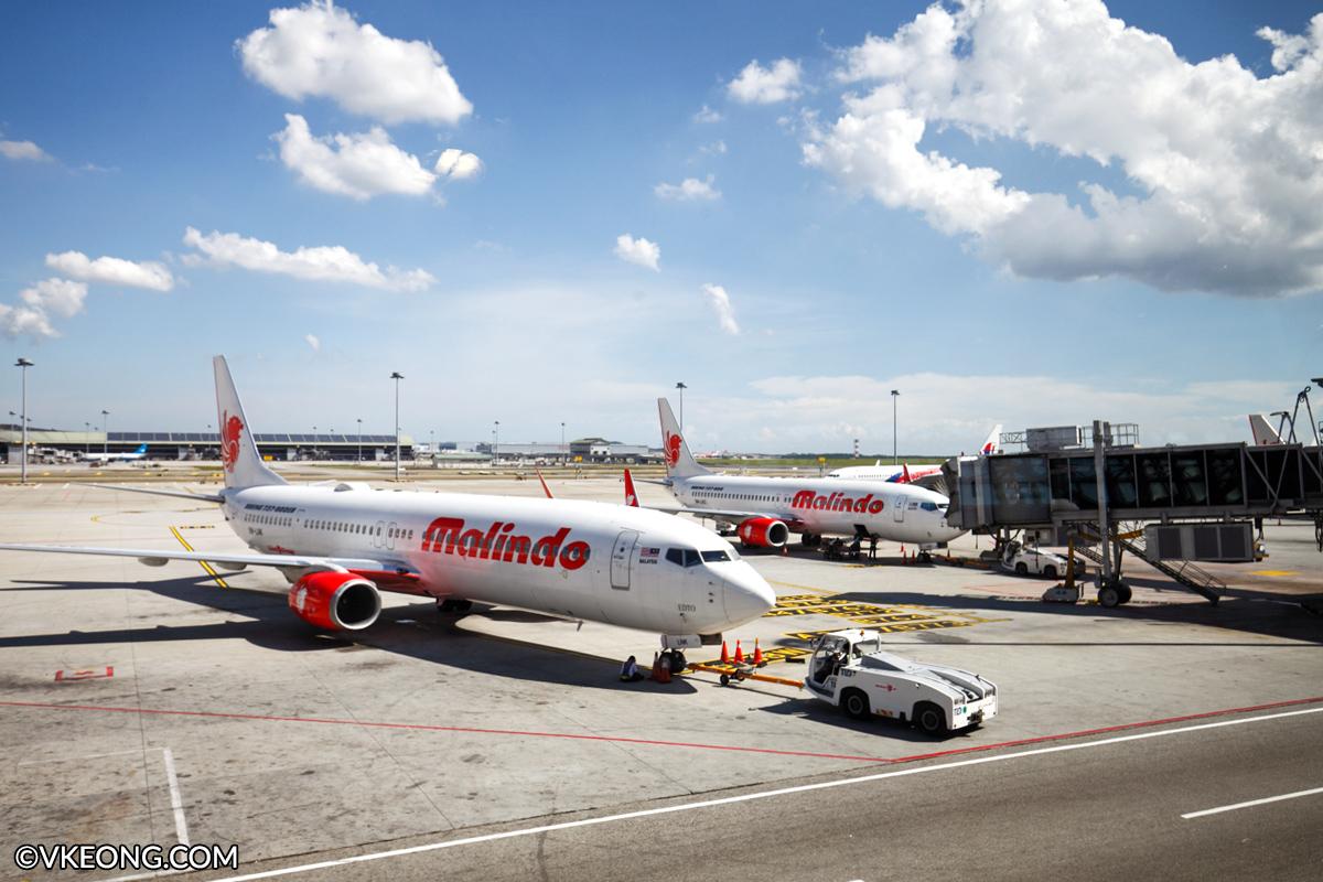 Malindo Air KLIA