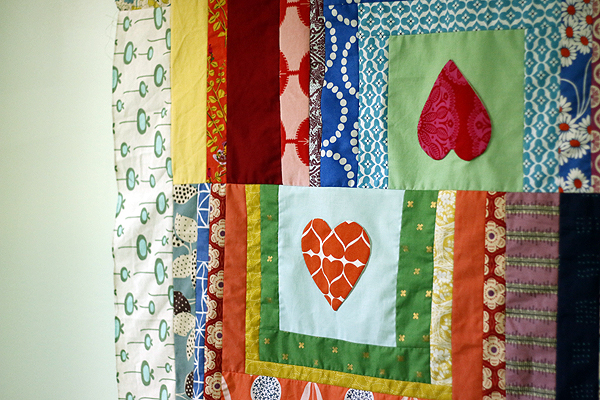 Last One - NICU quilt series