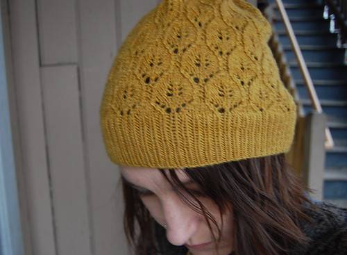 skinner hat | by knitting school dropout