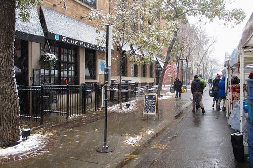Snowy City Market