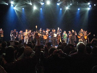 another full stage shot | by delmccouryband