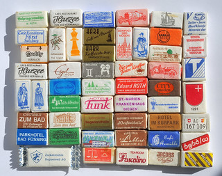 Old Sugar Cube Collection | by Werner Schnell Images (2.stream)