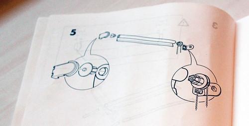 Ikea tupplur window shade install insert roller attachme for Ikea tupplur window roller shades