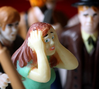 If plastic toys could speak: A series in terror | by kevin dooley