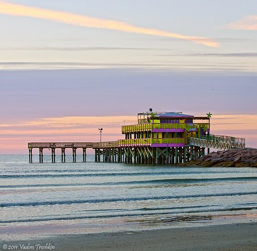 galveston com 61st st fishing pier flickr photo sharing