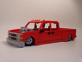 Chevy C/K Dually Lowrider