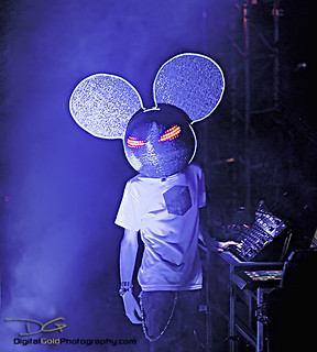 Deadmau5 | by DiGitALGoLD