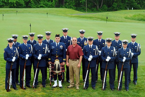 A day at the Course | by Coast Guard Senior Leadership