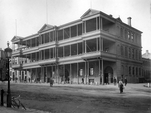 South australian hotel north terrace 1907 prg 280 1 4 for 195 north terrace adelaide orthodontist