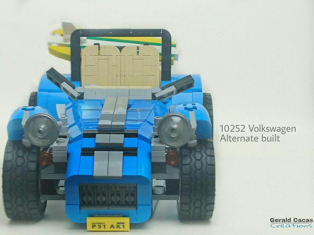 10252 Volkswagen Alterbate built: (Carl Greatrix's) Caterham...sort of.