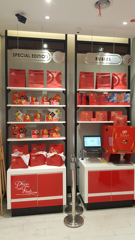 kitkat chocolatory mid valley special edition
