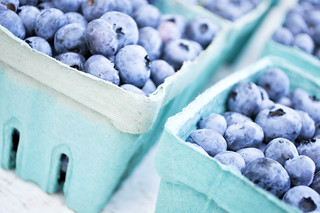farmer's market blueberries | by 68beats