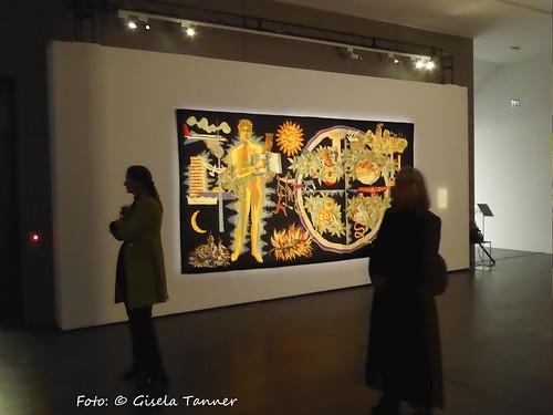 Kunstmuseum Moritzburg Halle - Gewebte Träume