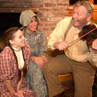 """Little House on the Prairie"" (Bay Area Children's Theatre) 