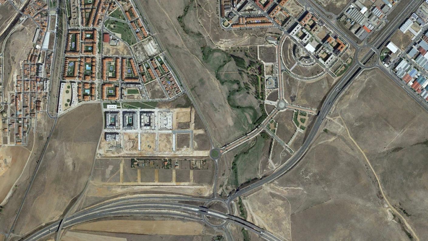 salamanca, los santxez, después, urbanismo, planeamiento, urbano, desastre, urbanístico, construcción, rotondas, carretera