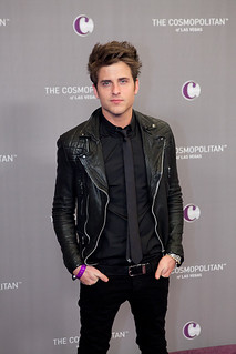 Musician Jared Followill  at The Cosmopolitan Grand Opening and New Year's Eve Celebration | by The Cosmopolitan of Las Vegas