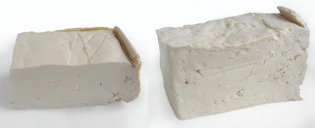 Tofu, stevig versus zacht