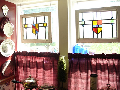 Stained Glass Kitchen Lights