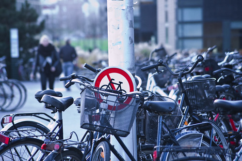Bicycle Parking | by Mikael Colville-Andersen