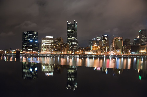 Pittsburgh by night | by freestyle17