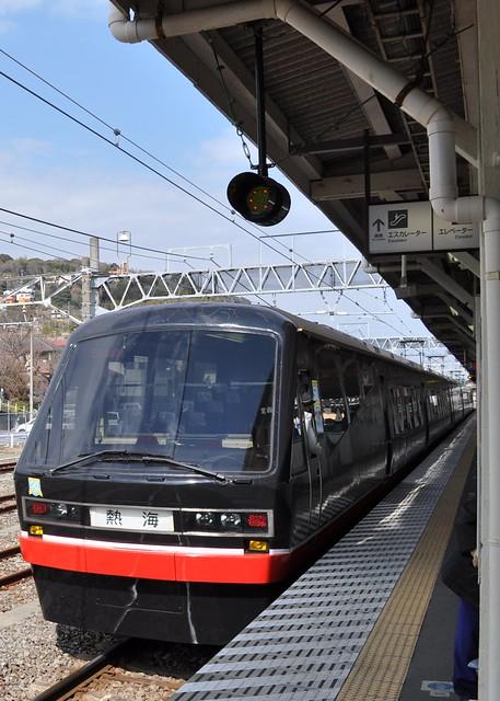 伊豆急2100系 黒船電車(4次車・リゾート21EX)