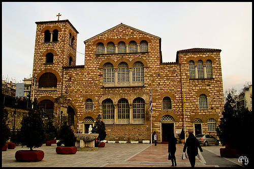 St Demetrios Church  The Church of Saint Demetrios in ...