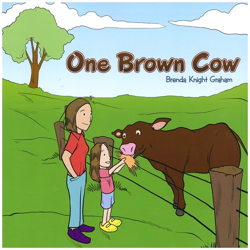 One Brown Cow | by roddmemlibrary
