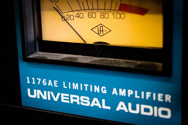 UA 1176 Limiter