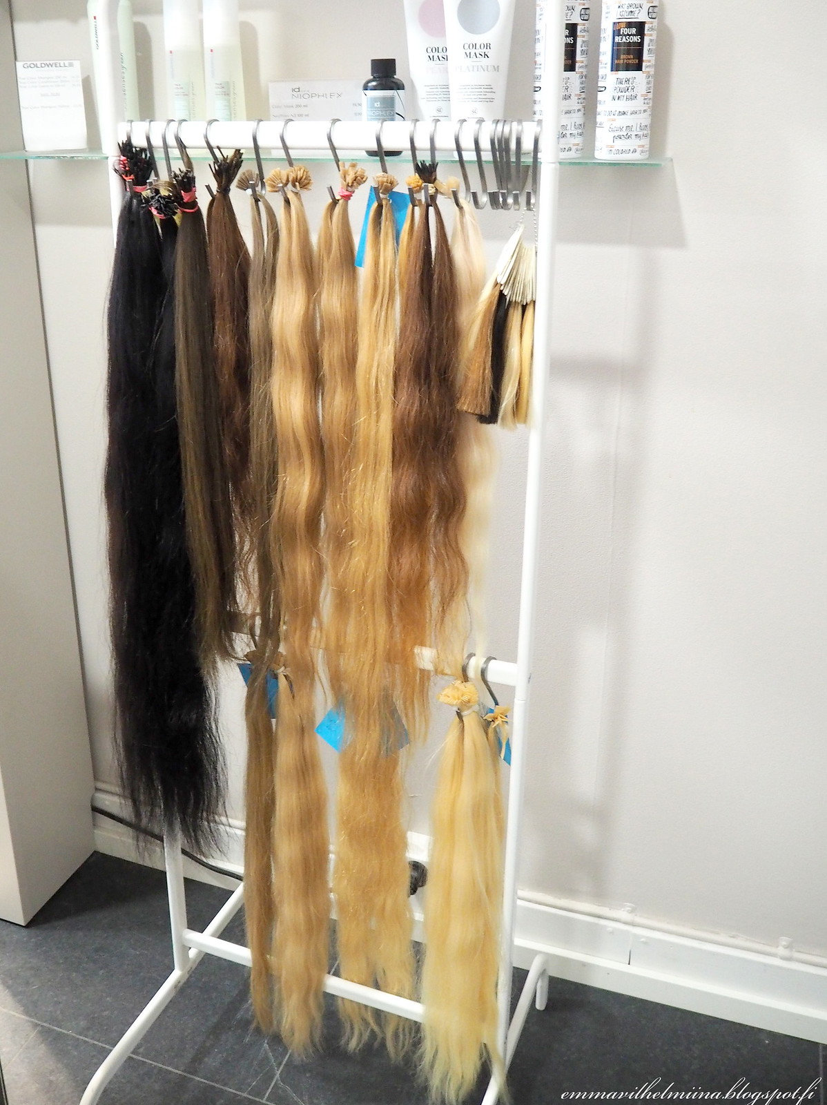 style workshop hair extensions