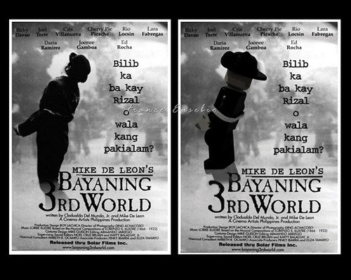 bayaning third world essay Quirky, comedic and catchy-- bayaning 3rd world has a good edge among other films of its generation and is thus a good diversion from those dusty-musty romantic movies that are being lobbied all the time 1 of 2 people found this review helpful.