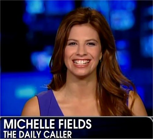 Michelle Fields of the Daily Caller | Flickr - Photo Sharing! Daily Caller