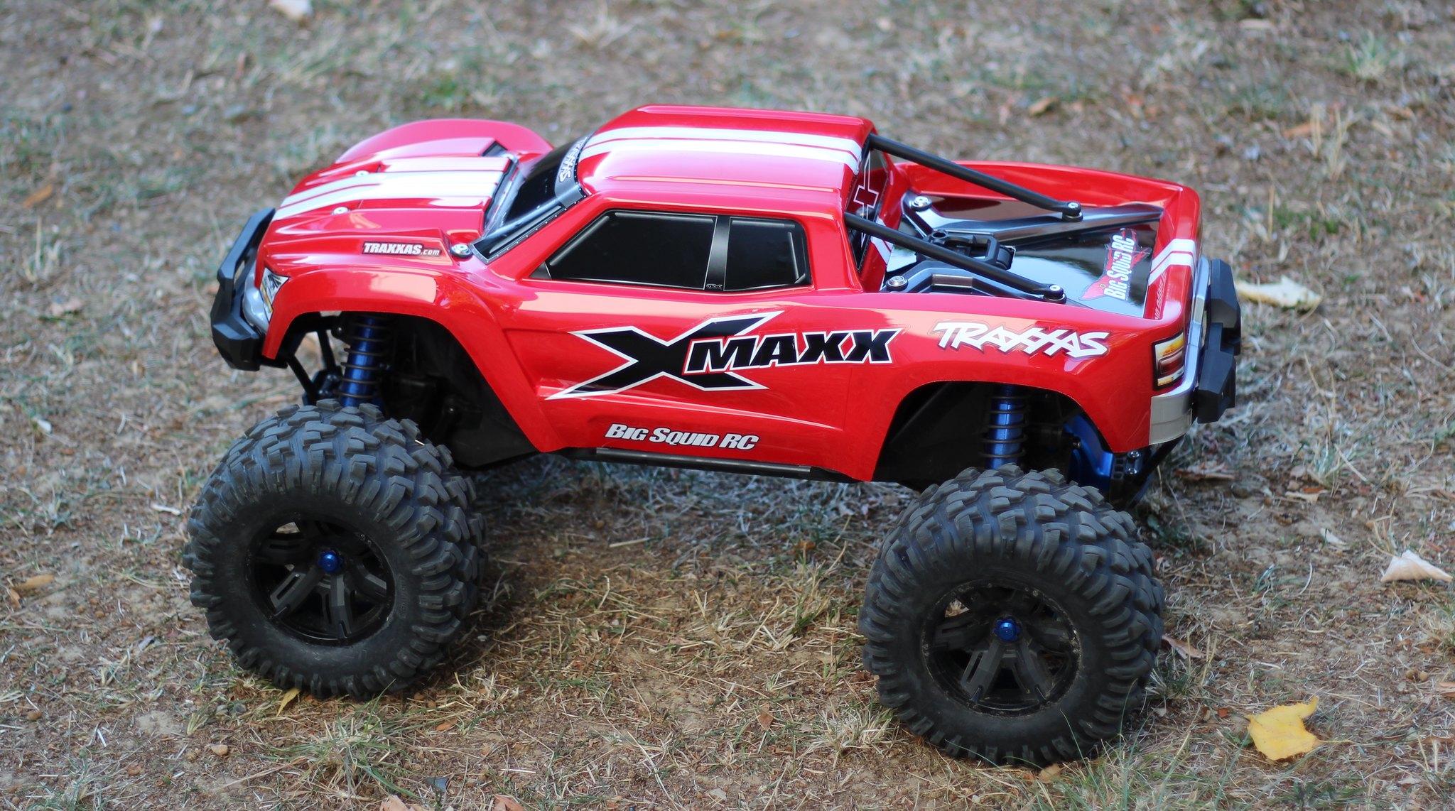 X-Maxx de Ducla (relooking) 29911928932_d7ea654a4c_k