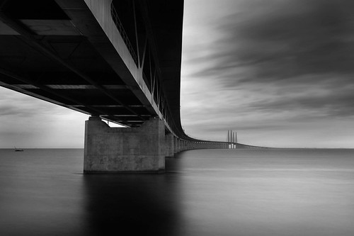 Öresund Bridge | by wolffslicht