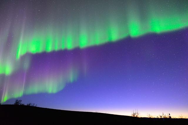 Early Fall Aurora