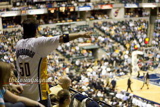 Indiana Pacers.Area 55 | by Aaron Doster
