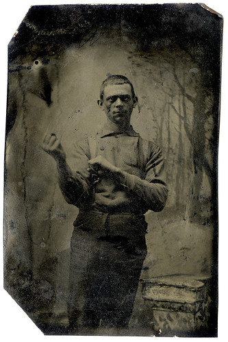 "Tintype 1 ""Fisticuffs"" 