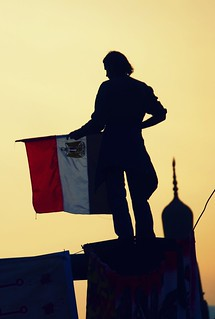 Egyptian Revolution (Day 16) - Not giving up. | by Violet Paradise (mostly off)