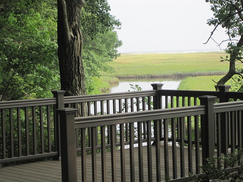 Rachel carson national wildlife refuge outlooks on the for Us fish and wildlife service jobs