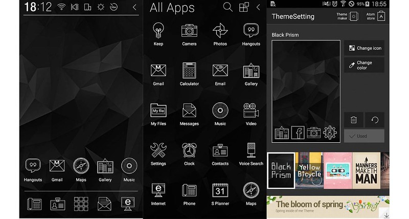 TOP 3 teme telefon cu Android 142