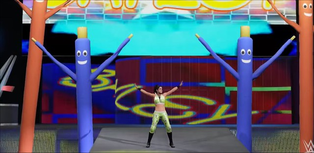 WWE 2K17 - Bayley