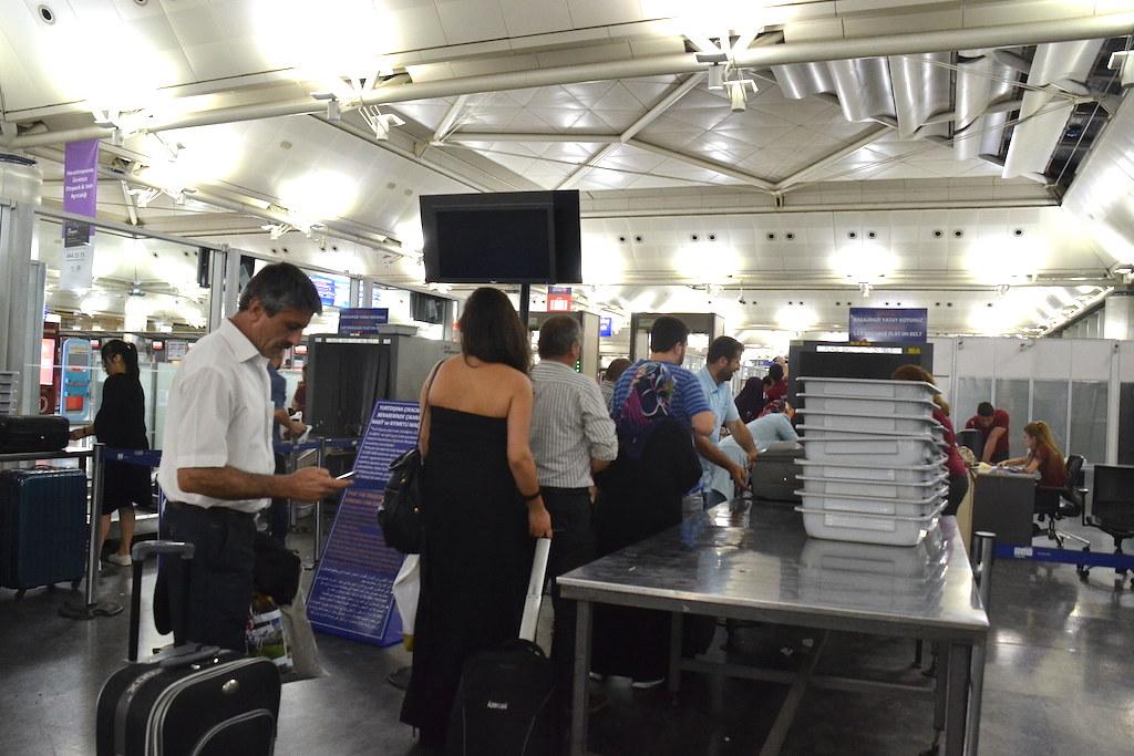 阿塔圖克機場國際線