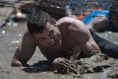 COMCAM Sailors Take On Tough Mudder [Image 2 of 2] | by DVIDSHUB