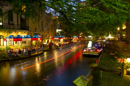 San Antonio Riverwalk Evening Dining | by StuSeeger