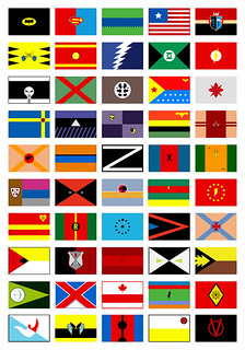 Superheores as flags | by Lishoffs