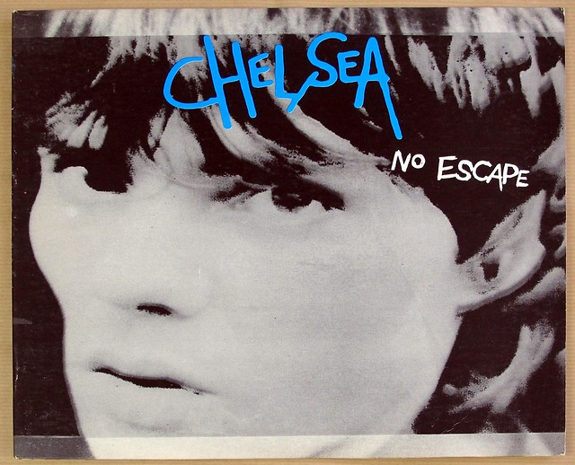 """CHELSEA NO ESCAPE 12"""" LP VINYL"""