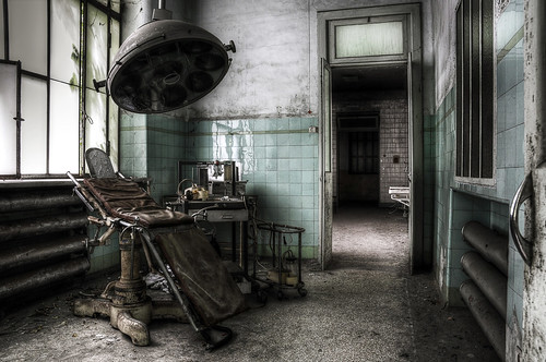 Psychiatric hospital IV, #2 | by ilcorvaccio