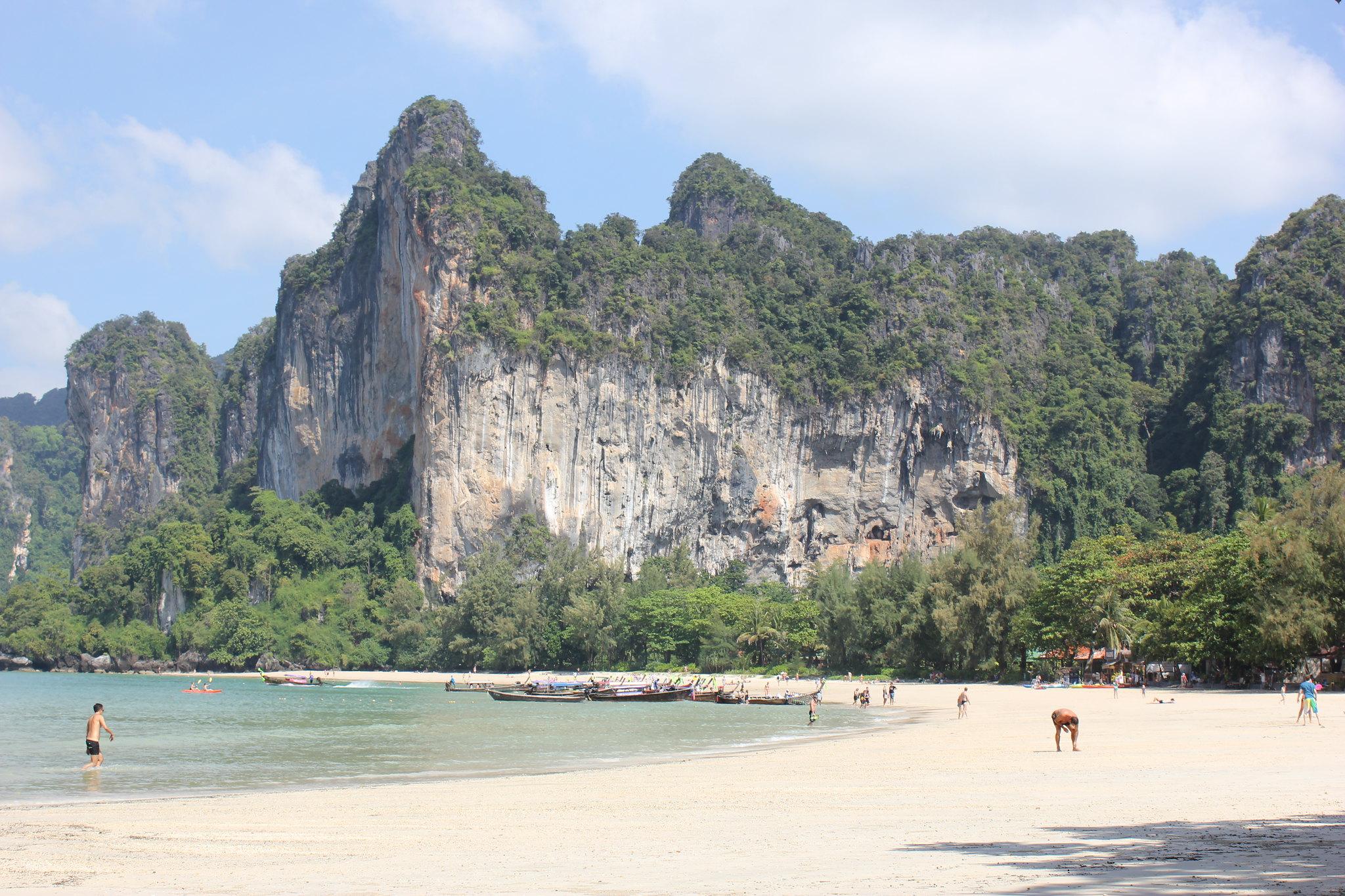 Rai Ley Beach.