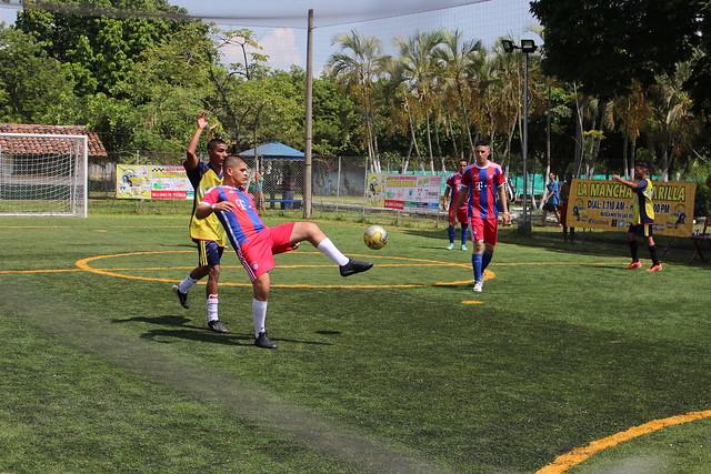Clausura Juegos La Mancha Amarilla