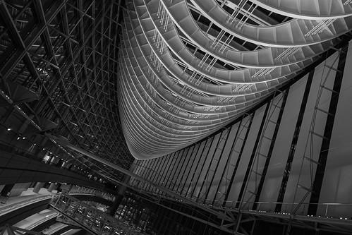 std. Rich tone monochrome Tokyo International Forum 09